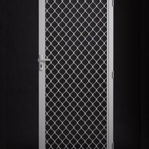 Diamond Grille Doors 3