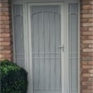 Titan Steel Security Door 10