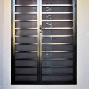 Titan Steel Security Door 5